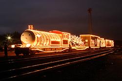 Cp Christmas Train Schedule 2019 Kansas City Southern | US & Cross border Railroad   Holiday Express